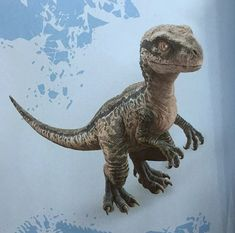 Jurassic World Fallen Kingdom New Blue baby photo