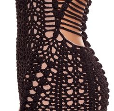 Resultado de imagem para helen rodel crochet vestidos playa