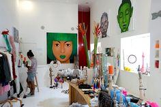 Cool shop in Seminyak, Bali | Ministry of Villas