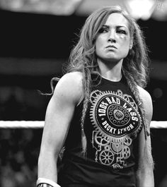 Black and White (Becky Lynch)