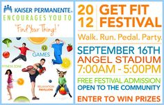Get Fit Festival