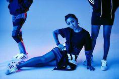 Minzy: Adidas adidas