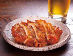 やみつきになる!?新発売の「やみつき鶏」はまぶしにんにくの旨みがたっぷり♪黒胡椒のピリ辛味が、厚みのある鶏肉の味を引き立てています(^^) http://lawson.eng.mg/01143