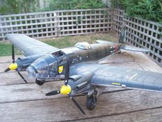 Revell 1/32 Heinkel He 111 P-1   Large Scale Planes