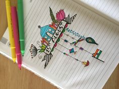 Doodle drawing  #craftiecorner  #independence day special