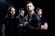Bullet for My Valentine: desembarca esta semana no Brasil para quatro shows - ROCKSBLOG