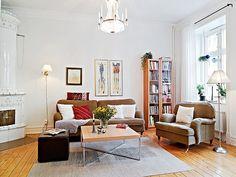 A nice living room needs a beautiful carpet. Get some ideas at www.HeavenRugs.com, www.facebook.com/HeavenRugs