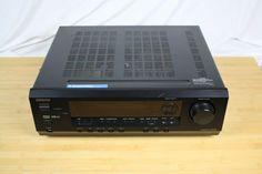 Onkyo TX SR304 5.1 Channel 65 Watt Receiver  #Onkyo