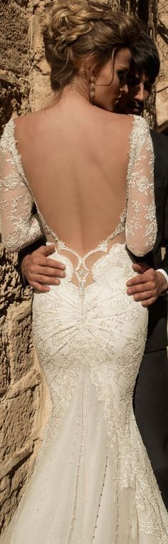 LOOKandLOVEwithLOLO: Galia Lahav Haute Couture featuring the La Dolce Vita Collection ^