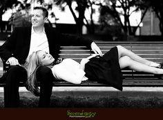 Downtown Houston Engagement Session Photography by Serendipity Photography, Houston, TX, via Flickr