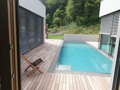 Schwimmbecken aus Edelstahl Outdoor Decor, Home Decor, Swiming Pool, Swim, Stainless Steel, Homemade Home Decor, Decoration Home, Interior Decorating