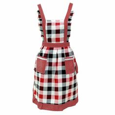 Lady Apron With Pocket
