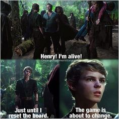 God can Robbie Kay as Peter Pan get any HOTTER??? I low you Robbie Kay
