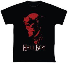 knupSilk - ESTAMPARIA/SERIGRAFIA: Hellboy