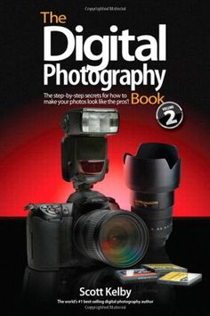 """The Digital Photography Book Volume 2 - Scott Kelby, author of the groundbreaking bestseller """"The Digital Photography Book, Vol. 1"""" is back with an entirely new book that picks up right where Vol. 1 left off. It's more of that """"Ah ha—so that's how they do it,"""" straight-to-the-point, skip the techno jargon; packed with stuff you can really use today, that made Vol. 1 the world's bestselling book on digital photography. $11.59"""