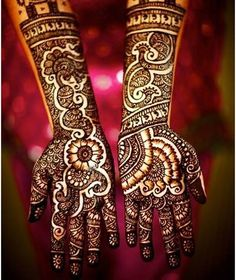Mehndi is derived from the Sanskrit word mendhika. Mehndi Designs are also called as henna designs and henna tattoos.In Indian marriages there are so many things which are very important, in all mehndi also playing a great role in marriages. Easy Mehndi Designs, Latest Mehndi Designs, Bridal Mehndi Designs, Mehandi Designs, Rajasthani Mehndi Designs, Mehndi Designs For Hands, Pakistani Mehndi, Tattoo Designs, Heena Design