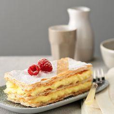 Un dessert parfait : le mille-feuilles - Cuisine
