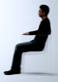 The Invisibles for Kartell by Tokujin Yoshioka #design