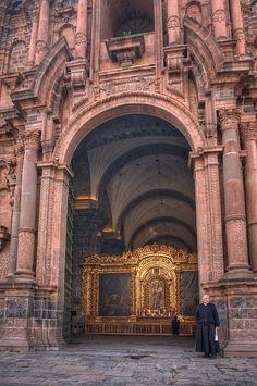 Cathedral of Santo Domingo, Cuzco, Peru   by Michael de la Paz on Flickr