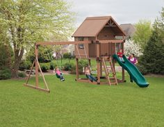 diy playhouse swing set plans plans free playhouse pinterest