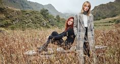 Colecciones AW16: Mango – The great outdoors
