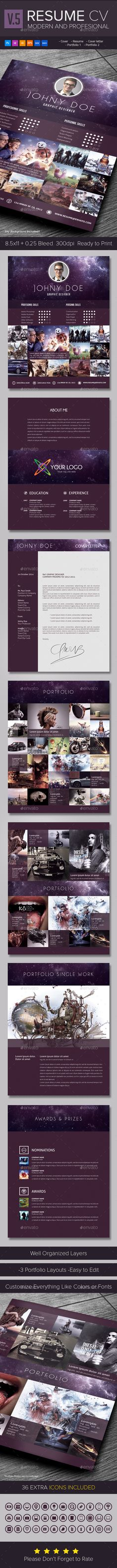 Art Director - Resume CV Portfolio Resume cv, Art director and - art director resume