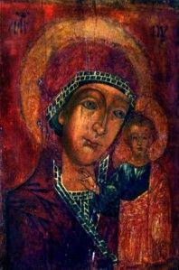 Taina Icoanei făcătoare de minuni a Maicii Domnului Siriaca, de la mănăstirea Ghighiu Am ajuns la mănăstirea Ghighiu (com. Bărcănești, jud. Prahova) fără să cunosc prea multe despre Icoana făcătoare de minuni a Maicii Domnului de acolo. Doar atât, că... Mona Lisa, Artwork, Blog, Painting, Icons, Virgin Mary, Work Of Art, Auguste Rodin Artwork, Painting Art