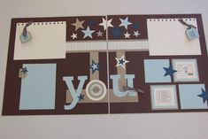 stampin up scrapbook layouts | Scrapbook Pages: Stamp of Authenticity 12x12