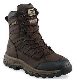 3886 Irish Setter Women's LadyHawk Hunting Boots - Brown