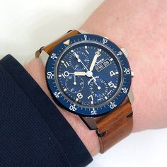 Double Time Sinn Introduces Two Vintage Inspired Chronographs