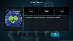 How To Install Ares Fitness Add-on On Kodi 17 – Your Streaming TV