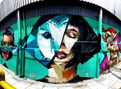 Street art thessaloniki youth_thessaloniki x amok Anatomy Sculpture, City And Colour, Ernst Haeckel, Girl Sketch, Thessaloniki, Anime Fantasy, Breakfast For Kids, Illustrators, Graffiti