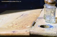 Los mejores trucos caseros para limpiar madera