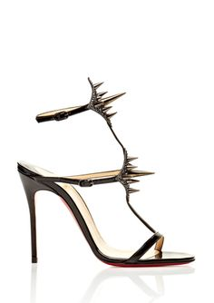 If I had some extra cash... I'd invest in this CHRISTIAN LOUBOUTIN Lady Max (forget about investing in the FB IPO!)