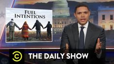 (12 02 16 ) The Daily Show - The Dakota Access Pipeline's Reservation Reroute