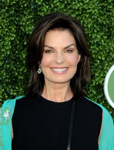 Sela Ward.  I've always thought that she was one of the prettiest women ever.
