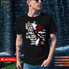 DAMEN WOMEN LADY BLACK T-SHIRT Alice in Chains 2 ROCK LANGARM//KURZARM