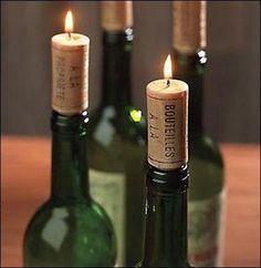reciclar-tapones-de-corcho-velas