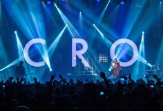 "Cro ""Raop Tour 2013"" live in der Arena Berlin"