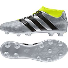 new concept 37960 6f2dc Adidas Men Shoes Football Soccer ACE 16.3 Primemesh Firm Ground Boots  AQ3438 Adidas Football Shoes