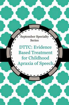 DTTC: Evidence Based Practice in Childhood Apraxia of Speech. An interview with Dr. Ruth Stoeckel - SLP Mommy of Apraxia Speech Language Therapy, Speech Language Pathology, Speech And Language, Childhood Apraxia Of Speech, Articulation Therapy, Speech Therapy Activities, Interview, Therapy Ideas, Kids Org