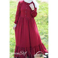 Frock Fashion, Abaya Fashion, Women's Fashion Dresses, Stylish Dresses, Simple Dresses, Casual Dresses, Islamic Fashion, Muslim Fashion, Modele Hijab