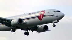 The@rollingstones eagle has landed.Welcome back@the Netherlands!Enjoy your stay.C-ya Saturday!#PINKPOP2014