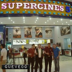 Supercines Quevedo