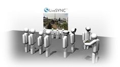 With LiveSYNC You Control 360-Video Playback of Multiple Devices