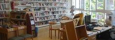 Biblioteca Pública Municipal de Esplús (Huesca): interior