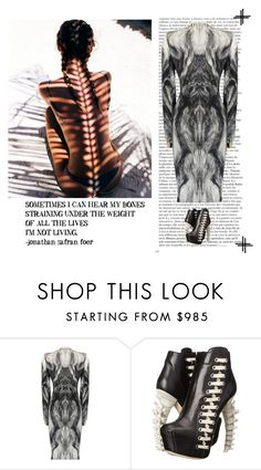 """""""Untitled #439"""" by fashion-spirit ❤ liked on Polyvore featuring Alexander McQueen and Dsquared2"""