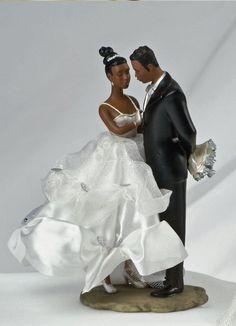 African-American Figurine