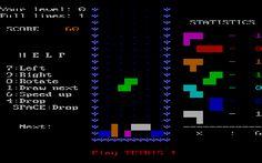 Resultado de imagen para tetris first cover