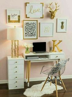 Home office decor inspiration & ideas